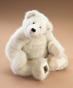 Archival Plush Polar Bear
