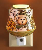 Precious Petals Nightlight
