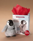 Coca Cola Penguin Gift Set
