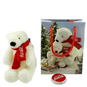 Coca Cola Polar Bear Gift Set