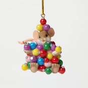 There's No Such Thing as Too Many Ornaments! orn.