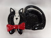 Jigsaw Kitty Dish