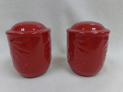 Cinnabar Salt & Pepper Shaker Set