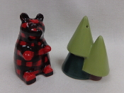 Mountain Pine Salt and Pepper Shaker Set