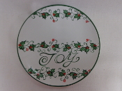 Joy Decorative Plate