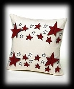 Heavenly Stars Pillow