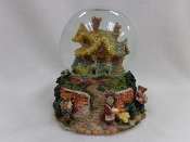 Bailey's Cottage Waterglobe