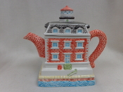 New London Ledge Teapot