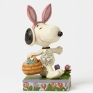 Easter Bunny Snoopy w/Basket